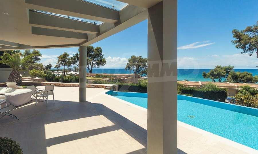 Villa mit Schwimmbad in Sani Beach Club, Chalkidiki 7