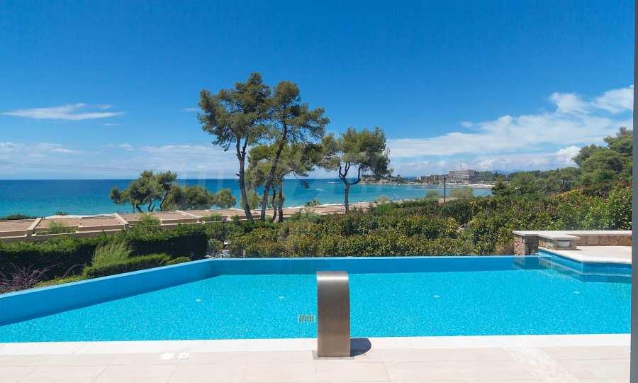 Villa mit Schwimmbad in Sani Beach Club, Chalkidiki 8