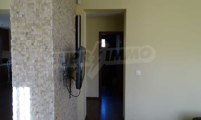 Furnished house with large yard and barbecue area in Krichim 27