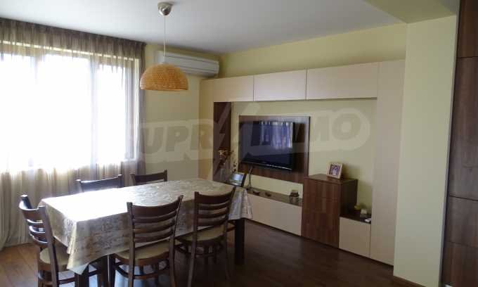Furnished house with large yard and barbecue area in Krichim 29