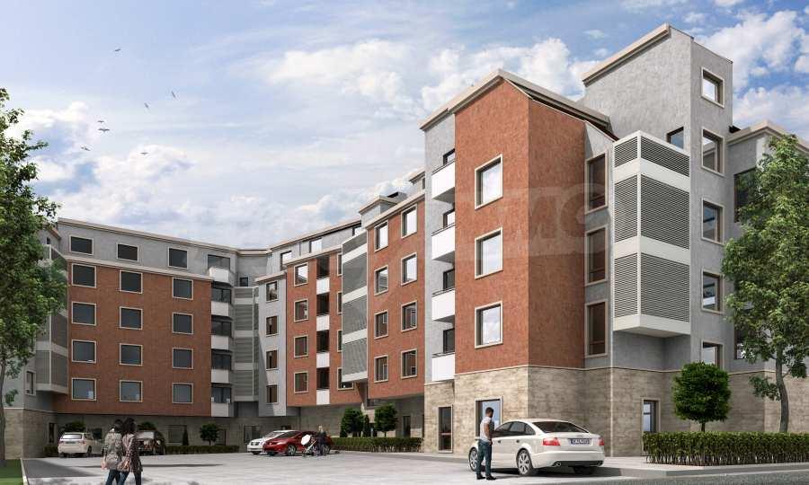 2-Raum-Apartment im Gebäude mit einer modernen Architektur und in einer hervorragenden Lage im Stt. Levski in Varna 3