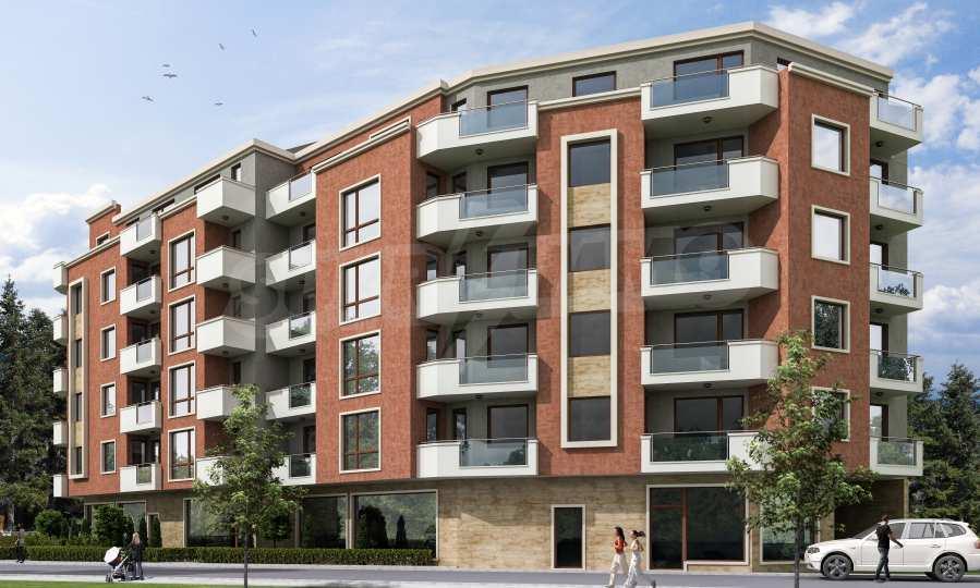 2-Raum-Apartment im Gebäude mit einer modernen Architektur und in einer hervorragenden Lage im Stt. Levski in Varna 4
