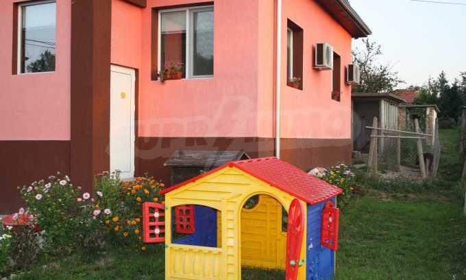 Renoviertes Haus mit einer bequemen Verteilung 9