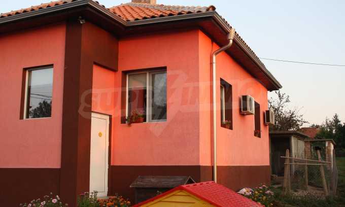 Renoviertes Haus mit einer bequemen Verteilung 10