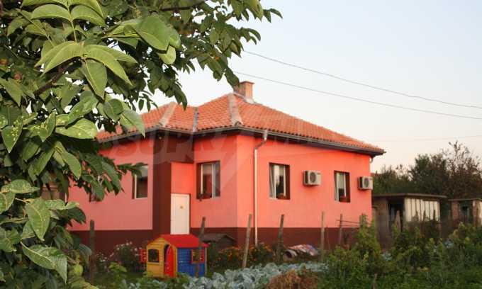 Renoviertes Haus mit einer bequemen Verteilung 1