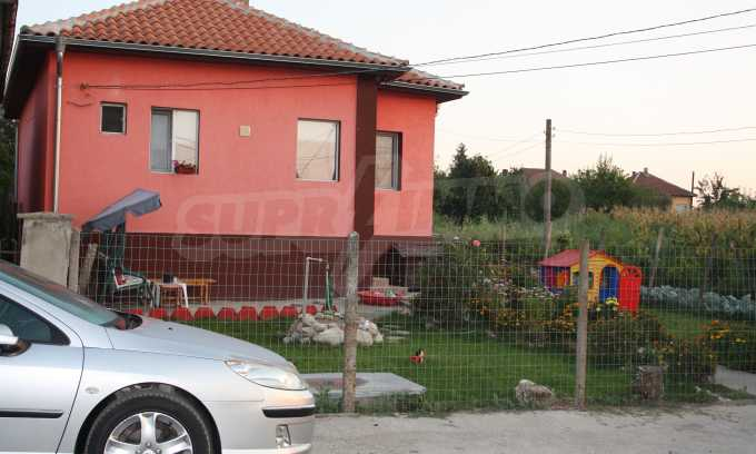 Renoviertes Haus mit einer bequemen Verteilung 2