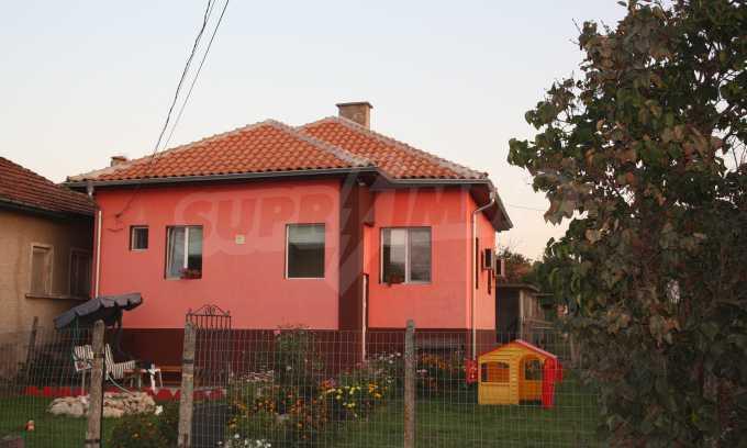 Renoviertes Haus mit einer bequemen Verteilung 3
