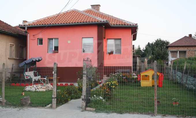 Renoviertes Haus mit einer bequemen Verteilung 4