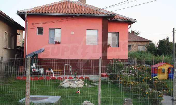 Renoviertes Haus mit einer bequemen Verteilung 5