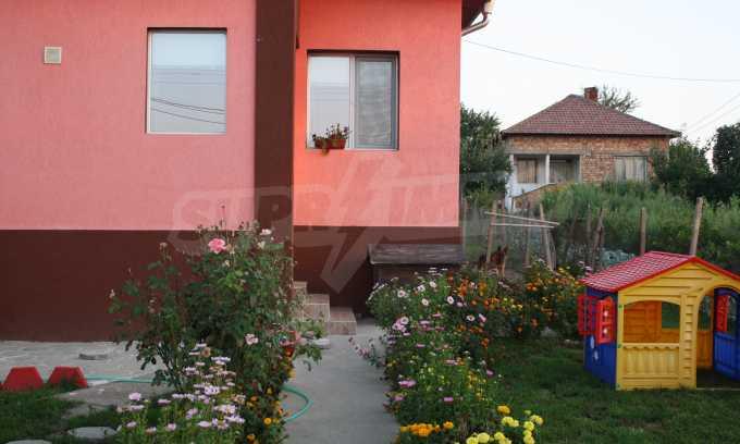 Renoviertes Haus mit einer bequemen Verteilung 8