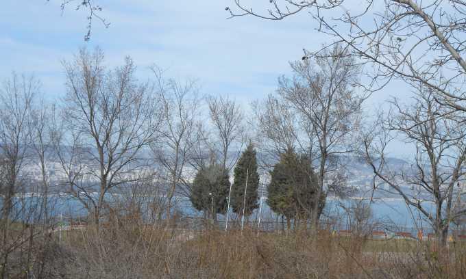 Отличен имот с морска панорама в м-т Зеленика 2