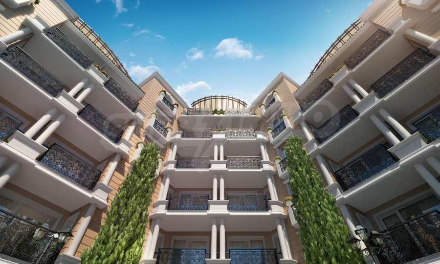 Apartment mit zwei Schlafzimmern in einem stilvollen Komplex in der Nähe von Cacao Beach 11