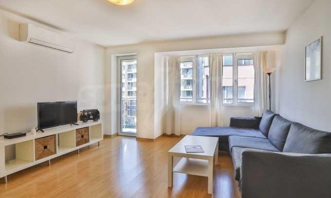 Трехкомнатная квартира в центре с высоким рейтингом на Airbnb