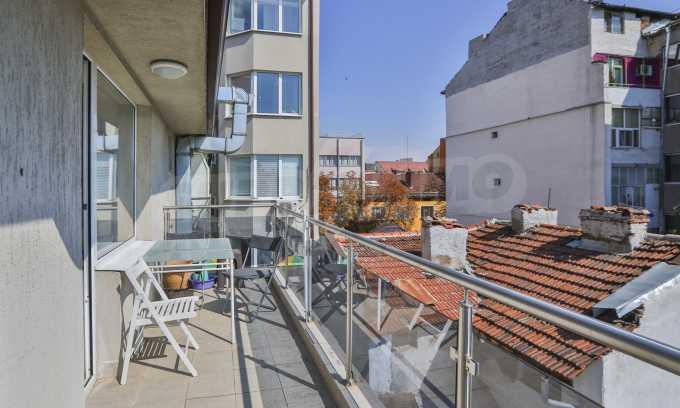 Трехкомнатная квартира в центре с высоким рейтингом на Airbnb 9