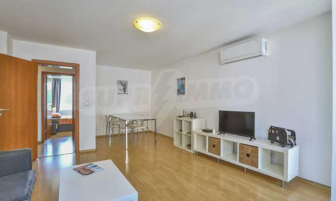 Трехкомнатная квартира в центре с высоким рейтингом на Airbnb 1