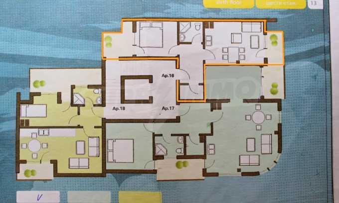 Exklusive 2-Zimmer-Wohnung zu einem attraktiven Preis nahe McDrive 17