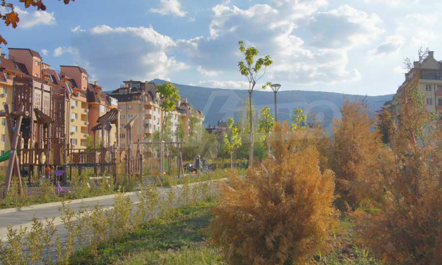 """New 3-bedroom apartment in a residential building near """"Bulgaria"""" Blvd. 4"""