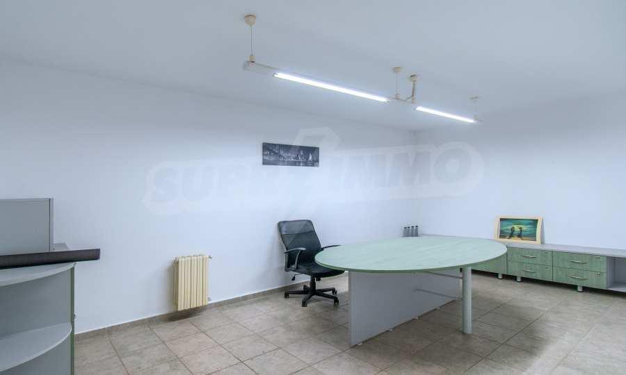"""Vollständig möbliertes Büro zur Miete in \ """"Lozenets \"""" 9"""