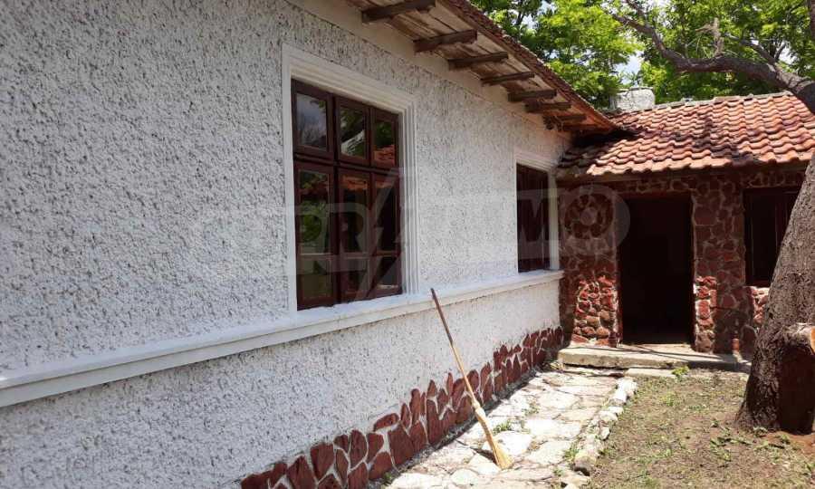 Renoviertes Haus im Df. Krasen 1