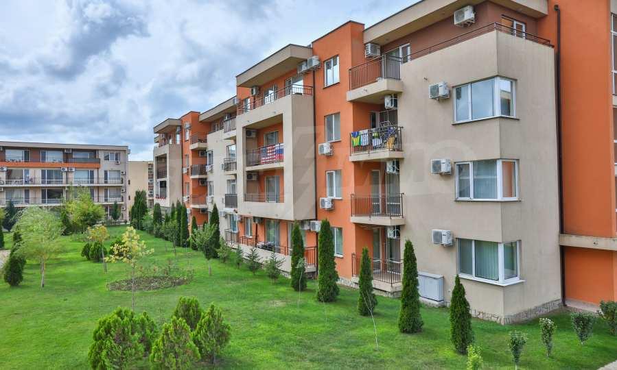 Apartment mit 2 Schlafzimmern in einem Golfkomplex in der Nähe des Action Parks 6