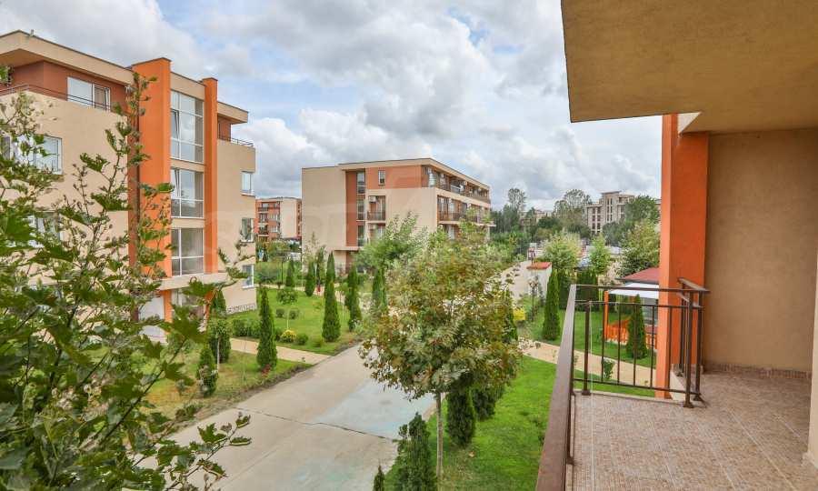 Apartment mit 2 Schlafzimmern in einem Golfkomplex in der Nähe des Action Parks