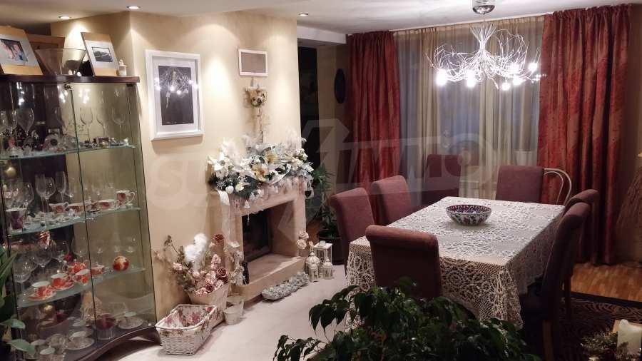3-storey house with landscaped yard and mountain views in Kokalyane village near Sofia 11