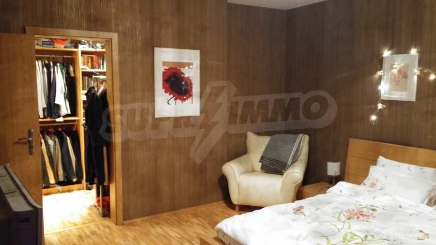 3-storey house with landscaped yard and mountain views in Kokalyane village near Sofia 17