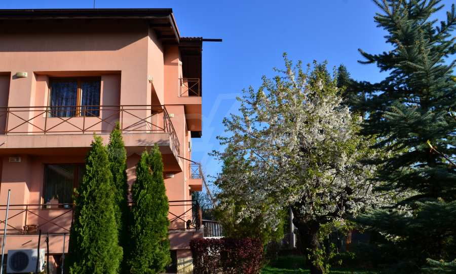 3-storey house with landscaped yard and mountain views in Kokalyane village near Sofia 1