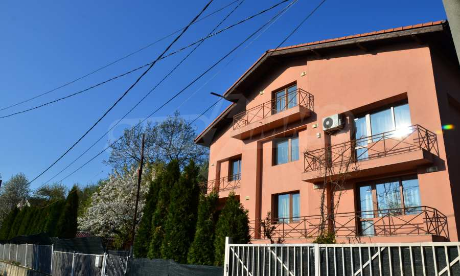 3-storey house with landscaped yard and mountain views in Kokalyane village near Sofia 3