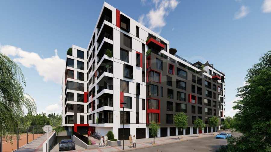 Представителна жилищна сграда до метростанция Бизнес парк 2