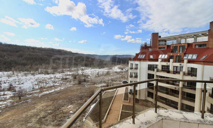 """Двухкомнатная квартира в комплексе """"BT Hills"""" в Велико Тырново"""