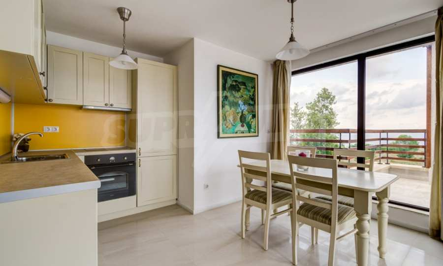 Two-bedroom apartment with sea views in Tsarevo resort 1