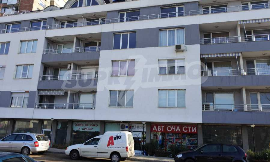 One-bedroom apartment in the wide center of Vidin