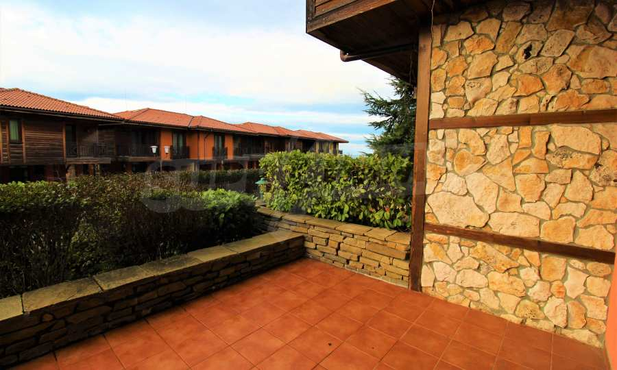 Sea view twin house in unique complex SOZOPOLIS (56A) 30