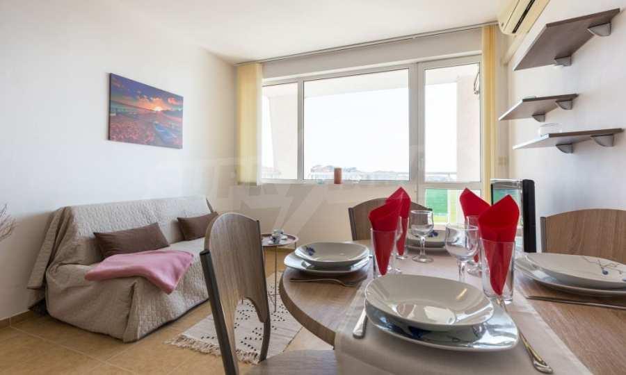 Отличен двустаен апартамент в комплекс до Равда и Ахелой 13