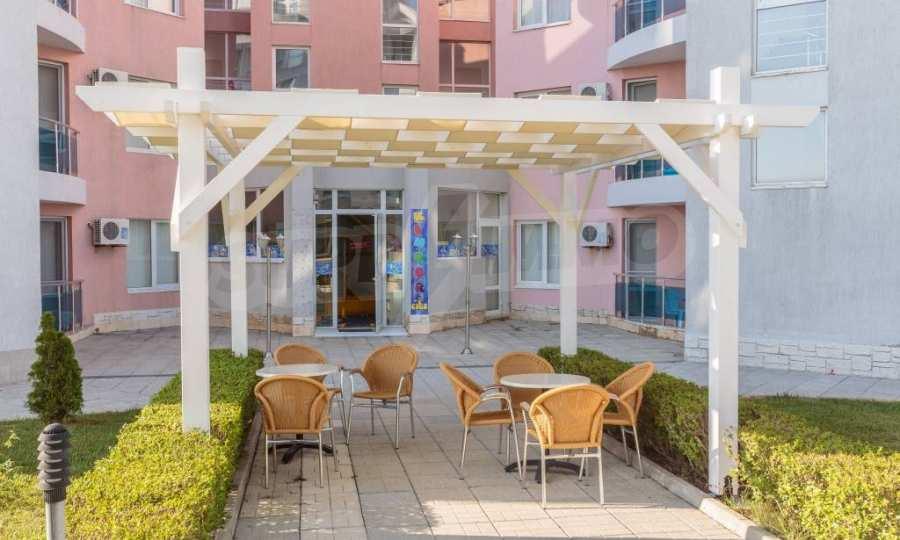 Отличен двустаен апартамент в комплекс до Равда и Ахелой 60