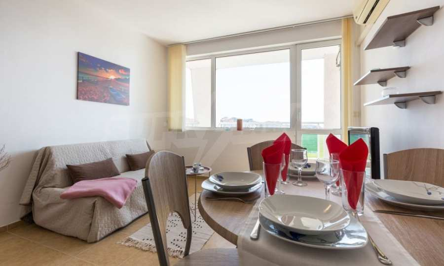 Comfortable one bedroom apartment in a complex near Ravda and Aheloy 10
