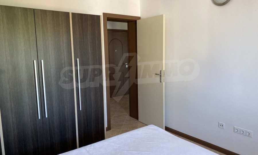Двустаен апартамент в крайбрежен комплекс до плаж Оазис 14