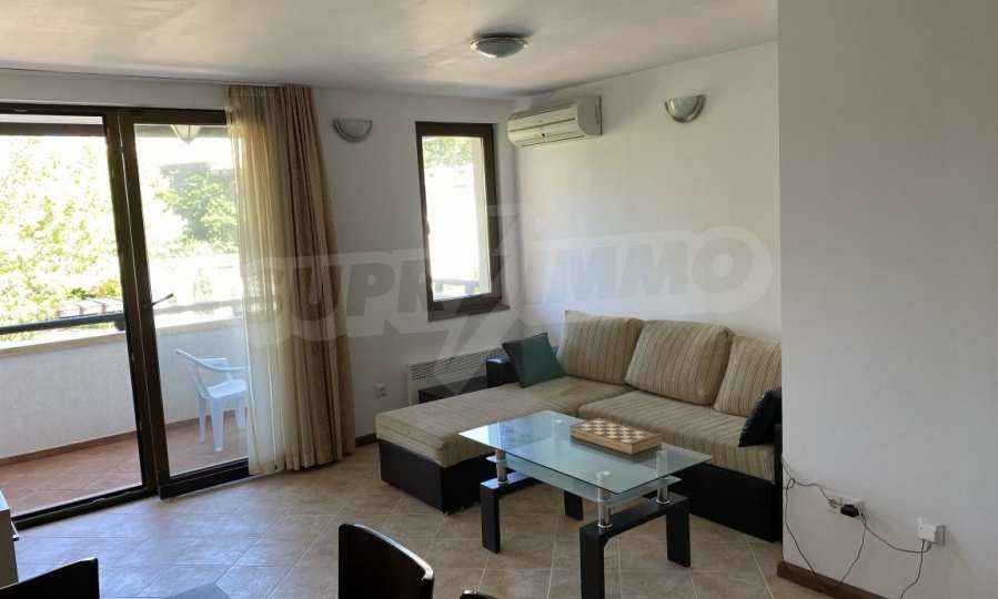 Двустаен апартамент в крайбрежен комплекс до плаж Оазис 2