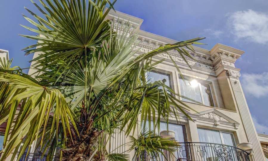 Великолепная квартира в элитной морской резиденции Belle Époque